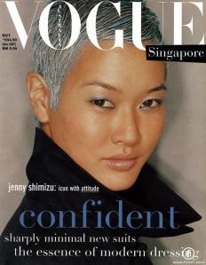 Jenny Shimizu Vogue